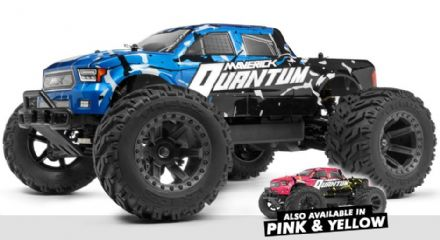 Maverick Quantum MT  4WD Monster Truck 1/10 Blue